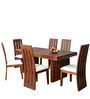 Delmonte Six Seater Dining Set by @home