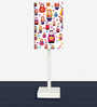 Dolls Designed (21 x 6) Table Lamp in Multicolor by Nutcase