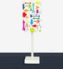 Arrow Designed (21 x 6) Table Lamps in Multicolor by Nutcase