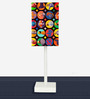 African Eastman Color Designed (21 x 6) Table Lamps by Nutcase