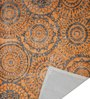 Designs View Multicolour Fine Indian Blended Wool 90 x 63 Inch Hand Tufted Floor Covering Spiral Design Carpet