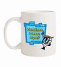 Dexter Designed Coffee Mug by Orka