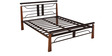 Diamond Queen Size Bed by HomeTown