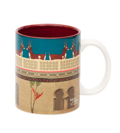 India Circus Divine Ceramic 350 ML Mugs