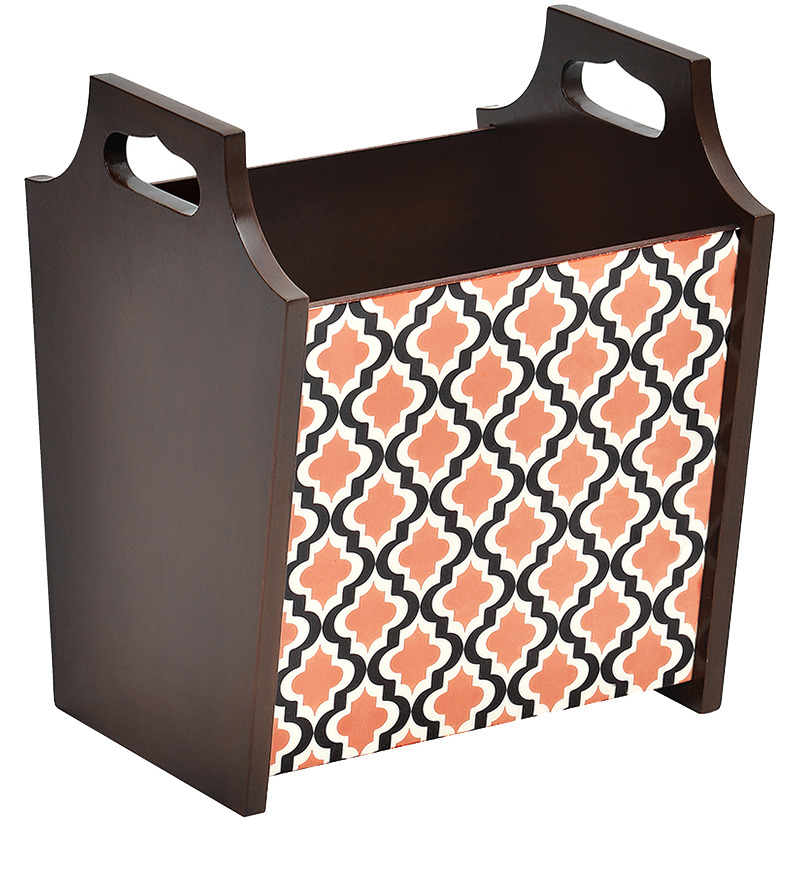 Buy Essart Brown Magazine Rack - Best online prices and reviews ...