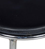 Dining Chair in Black Colour by Parin