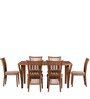 Six Seater Dining Set by Parin