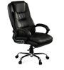 DIR High Back Executive Chair in Black Colour by Debono