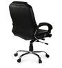 DIR Medium Back Executive Chair in Black Colour by Debono