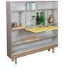 Bar cum Display Unit by DesignBar
