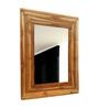 Lorita Minimalist Mirrors in Brown by CasaCraft