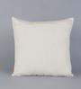 Diwa Home Multicolour Cotton 18 x 18 Inch Cushion Cover