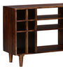 Dixon Entertainment Unit in Provincial Teak Finish by Woodsworth