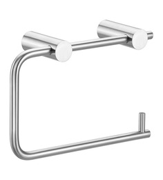 Doyours Glossy Stainless Steel 8.2 inch Toilet Paper Holder