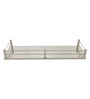 Dolphy Silver Stainless Steel 16 Inch Bathroom Shelf