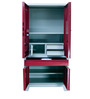 Domestic Two Door Cupboard by Arvind Furniture