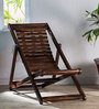 Doncaster Folding Chair in Provincial Teak Finish by Amberville