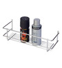 Doyours Glossy Stainless Steel 11.8 Inch Bottle Rack