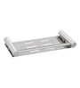 Doyours Glossy Stainless Steel 7 x 3.5 x 1.5 Inch Soap Dish
