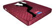 Free Offer - Dream Sleep 6 Inch Single Multicolor Spring Mattress by Kurl-On