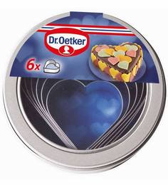 Dr. Oetker Stainless Steel Cookie Cutter