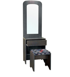 Dressing Table in Wenge Finish by Pine Crest