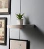 Casa Guapo Wall Shelf in White by CasaCraft