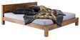 Dylan Queen Size Bed in Walnut Finish by Asian Arts