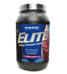 Dymatize Elite Whey Protein  (White Berry) - 2.07 Lbs