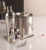 Dynamic Store Stainless Steel Bar Set - Set of 7
