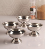 Dynore Stainless Steel Ice Cream Cups - Set of 4