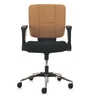 E -Pro I Mid Back Office Chair - Series C - Dual Tone by BlueBell Ergonomics