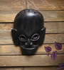 E-Studio Multicolor Wooden Mask with Frame