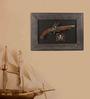 E-Studio Multicolor Wooden Framed Pirate Flintlock Frame