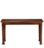 Bernstein Coffee & Centre Table in Honey Oak Finish by Amberville