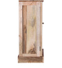 Glendale Solid Wood Shoe Rack in Natural Finish by Woodsworth