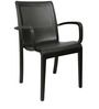 Ecstasy Elegant Chair Set of Two in Black Colour by Cello