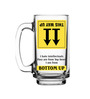 Ek Do Dhai Glass 400 ML Beer Mug