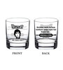 Ek Do Dhai 300 ML Sharabi Whisky Tumbler Glasses - Set of 2