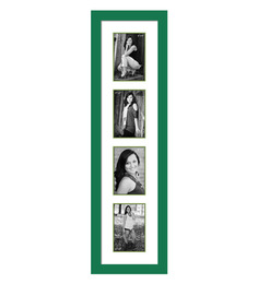 Elegant Arts And Frames Multicolor Synthetic Wood 9 X 32 Inch Collage Photo Frame