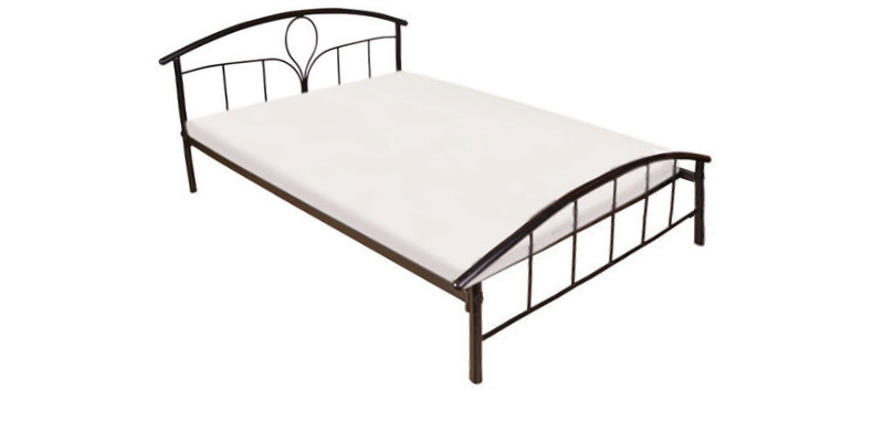 Elegant Metal Queen Size Bed by HomeTown