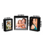 Emerico Collage Photo Frame in Black by CasaCraft