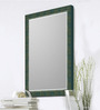 Narciso Minimalist Mirrors in Blue by CasaCraft