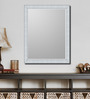 Maximiano Minimalist Mirrors in Brown by CasaCraft