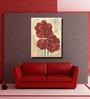 Elegant Arts and Frames Canvas 24 x 32 Inch Floral Framed Art Print