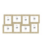 Cucuta Collage Photo Frame in Cream Yellow by CasaCraft