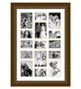 Dionisio Collage Photo Frame in Gold by CasaCraft