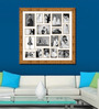 Eliva Collage Photo Frame in Gold by CasaCraft