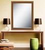 Elegant Arts and Frames Gold Wooden Decorative Wall Mirror