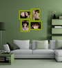 Felipe Collage Photo Frame in Green by CasaCraft
